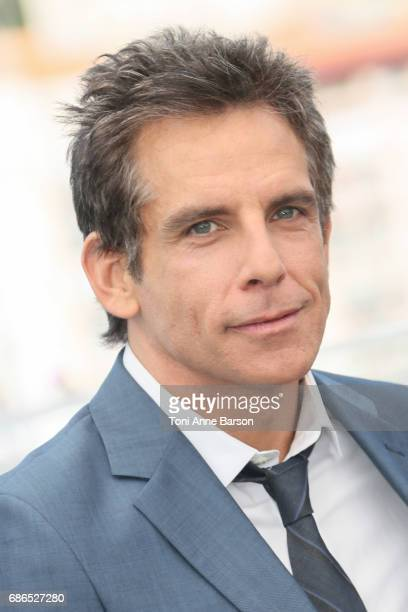 Ben Stiller attends the 'The Meyerowitz Stories' Photocall during the 70th annual Cannes Film Festival at Palais des Festivals on May 21 2017 in...