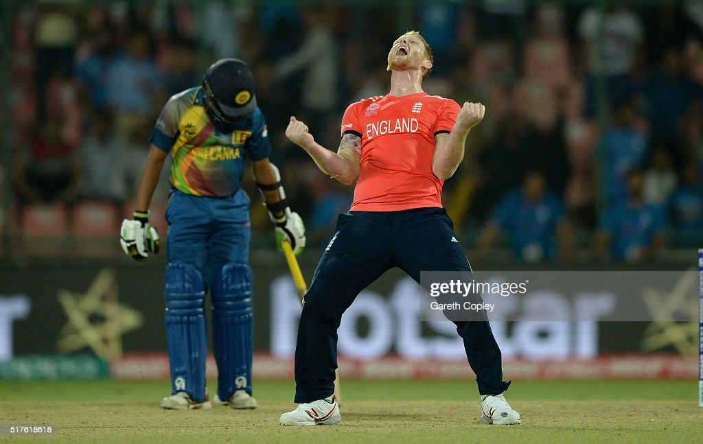 ICC World Twenty20 India 2016:  England v Sri Lanka, Delhi