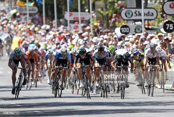 Matthew Goss Cyclist Stock Photos and Pictures