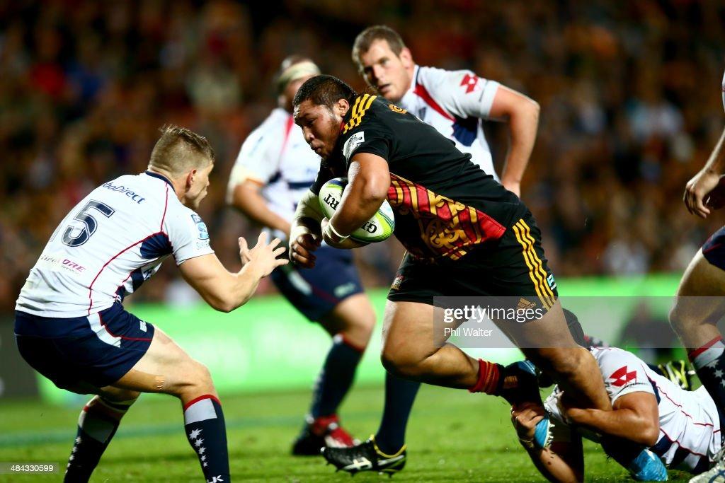 Super Rugby Rd 9 - Chiefs v Rebels