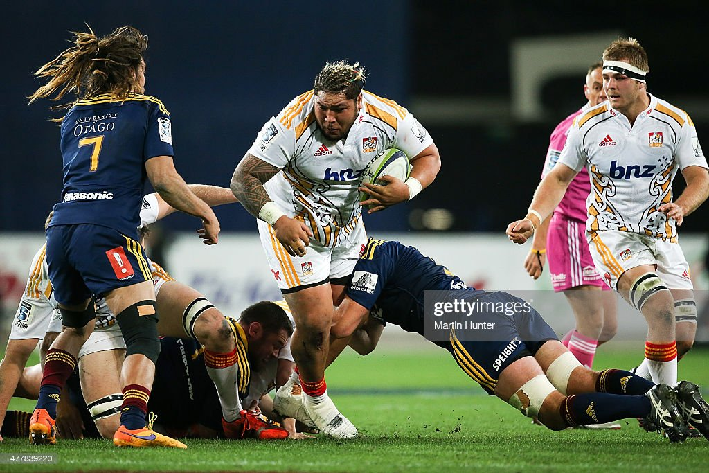 Super Rugby - Qualifying Final: Highlanders v Chiefs