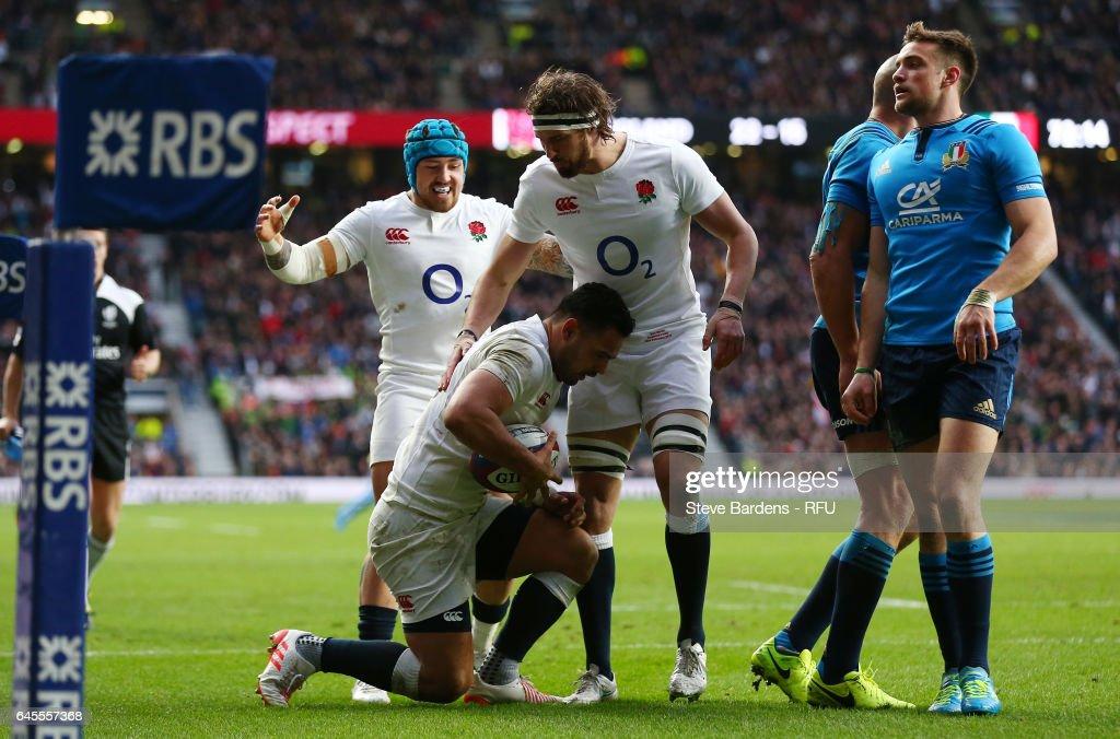 England v Italy - RBS Six Nations