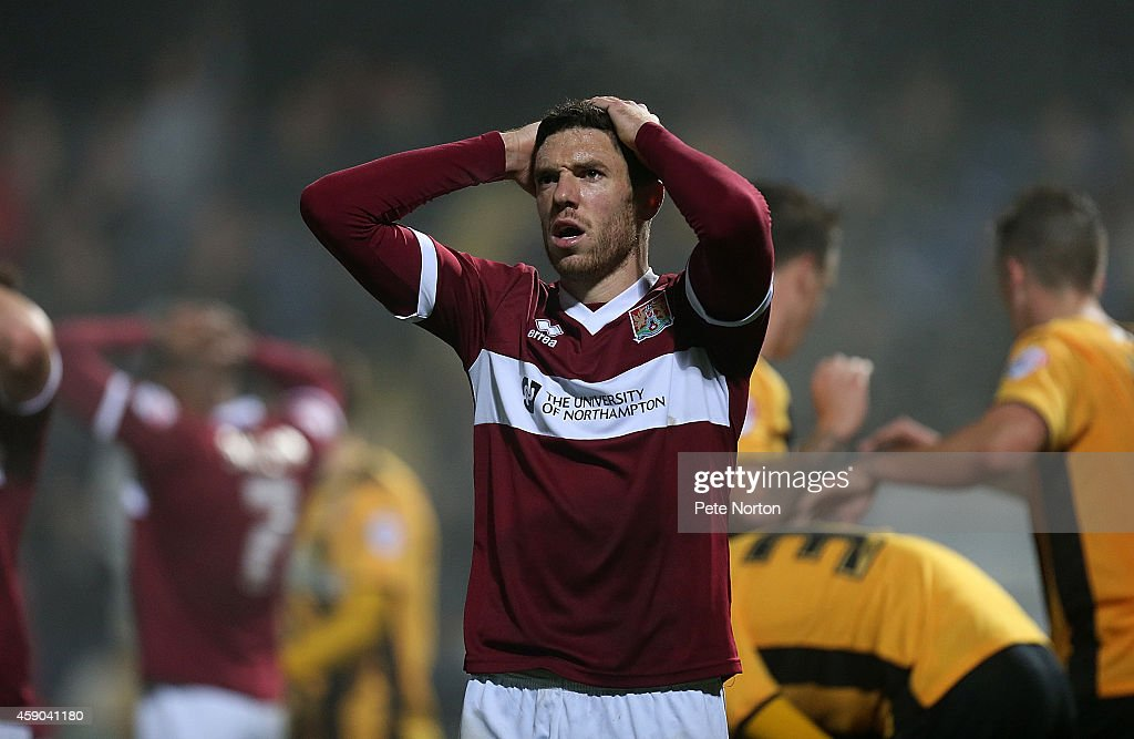 Cambridge United v Northampton Town - Sky Bet League Two