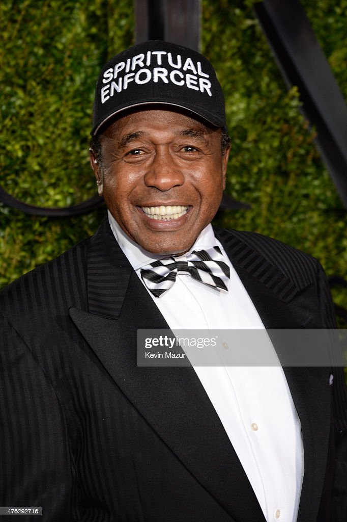 Ben Vereen attends the 2015 Tony Awards at Radio City Music Hall on June 7 2015 in New York City