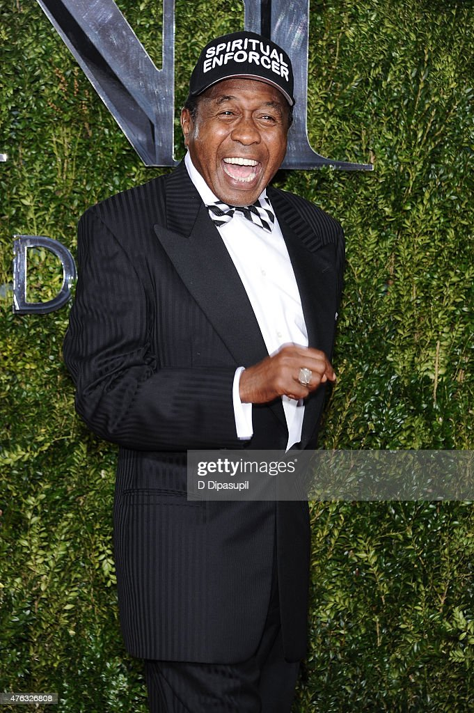 Ben Vereen attends the American Theatre Wing's 69th Annual Tony Awards at Radio City Music Hall on June 7 2015 in New York City