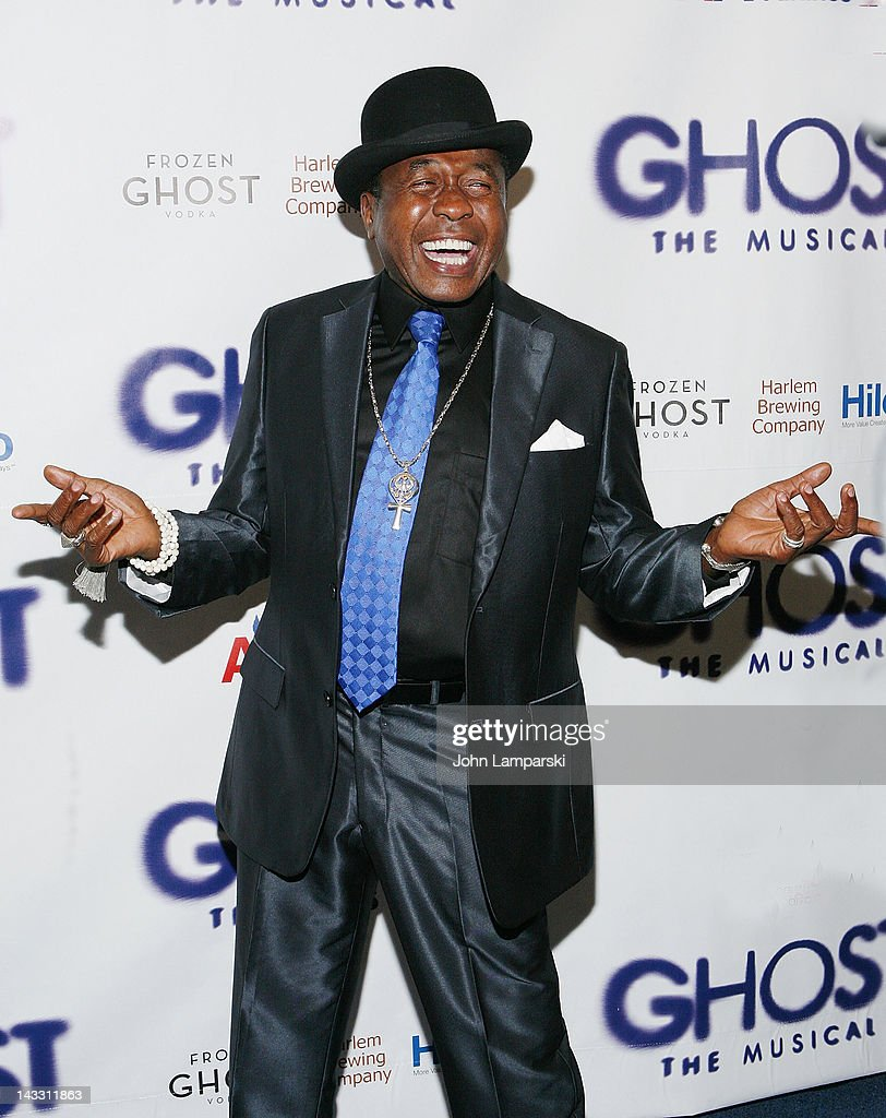 Ben Vereen attends the Broadway opening night of 'Ghost The Musical' at the LuntFontanne Theatre on April 23 2012 in New York City
