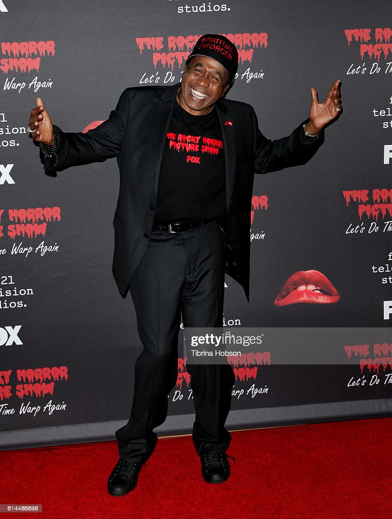Ben Vereen attends the premiere of Fox's 'The Rocky Horror Picture Show: Let's Do The Time Warp Again' at The Roxy Theatre on October 13, 2016 in West Hollywood, California.