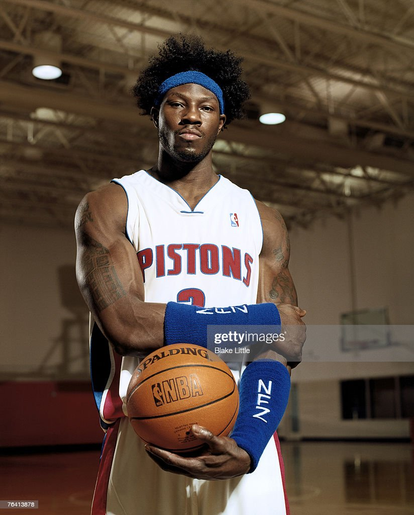 Ben Wallace ESPN Magazine March 1 2003 s and