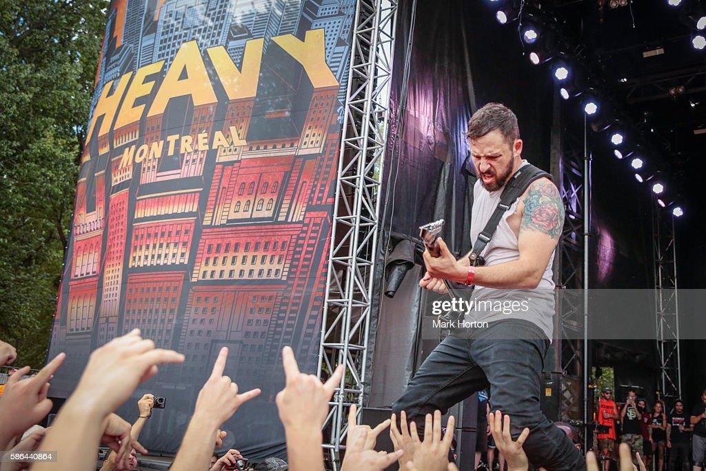 Heavy Montreal Festival