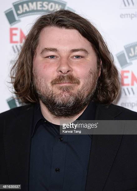 Ben Wheatley attends the Jameson Empire Film Awards at Grosvenor House on March 30 2014 in London England