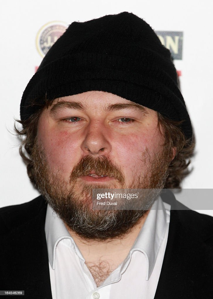 Ben Wheatley attends the Jameson Empire Film Awards at The Grosvenor House Hotel on March 24, 2013 in London, England.