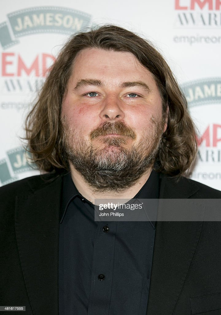 Ben Wheatley attends the Jameson Empire Film Awards at The Grosvenor House Hotel on March 30, 2014 in London, England.