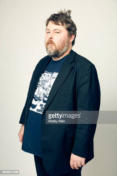 Ben Wheatley of 'Free Fire' poses for a portrait at The Wrap and Getty Images SxSW Portrait Studio on March 12 2017 in Austin Texas