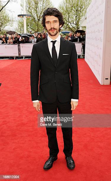 Ben Whishaw attends the Arqiva British Academy Television Awards 2013 at the Royal Festival Hall on May 12 2013 in London England