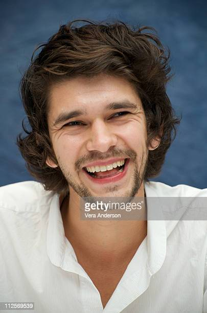 Ben Whishaw attends the 'Bright Star' press conference at the Four Seasons Hotel on September 12 2009 in Toronto Canada
