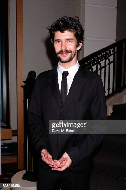 Ben Whishaw attends the English National Opera Spring Gala 2017 at Rosewood London on March 27 2017 in London England