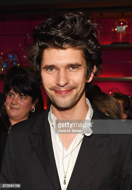 Ben Whishaw attends the World Premiere after party for 'Paddington 2' at Aqua Shard on November 5 2017 in London England