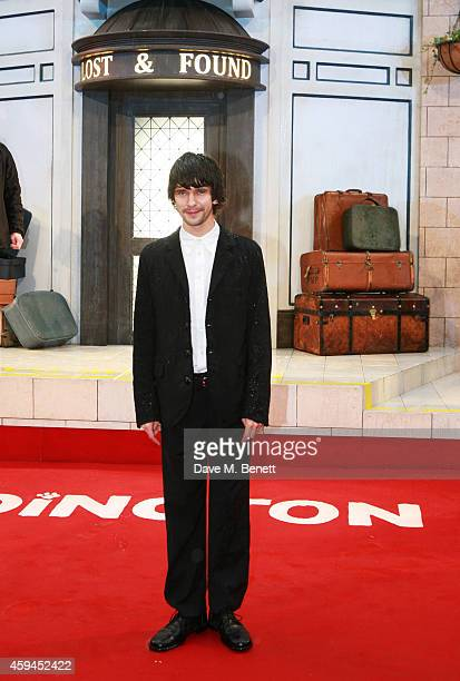 Ben Whishaw attends the World Premiere of 'Paddington' at Odeon Leicester Square on November 23 2014 in London England
