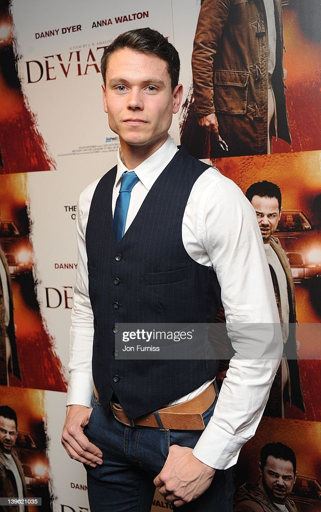 Ben Wigzell attends the world premiere of 'Deviation' at Odeon Covent Garden on February 23, 2012 in London, England.