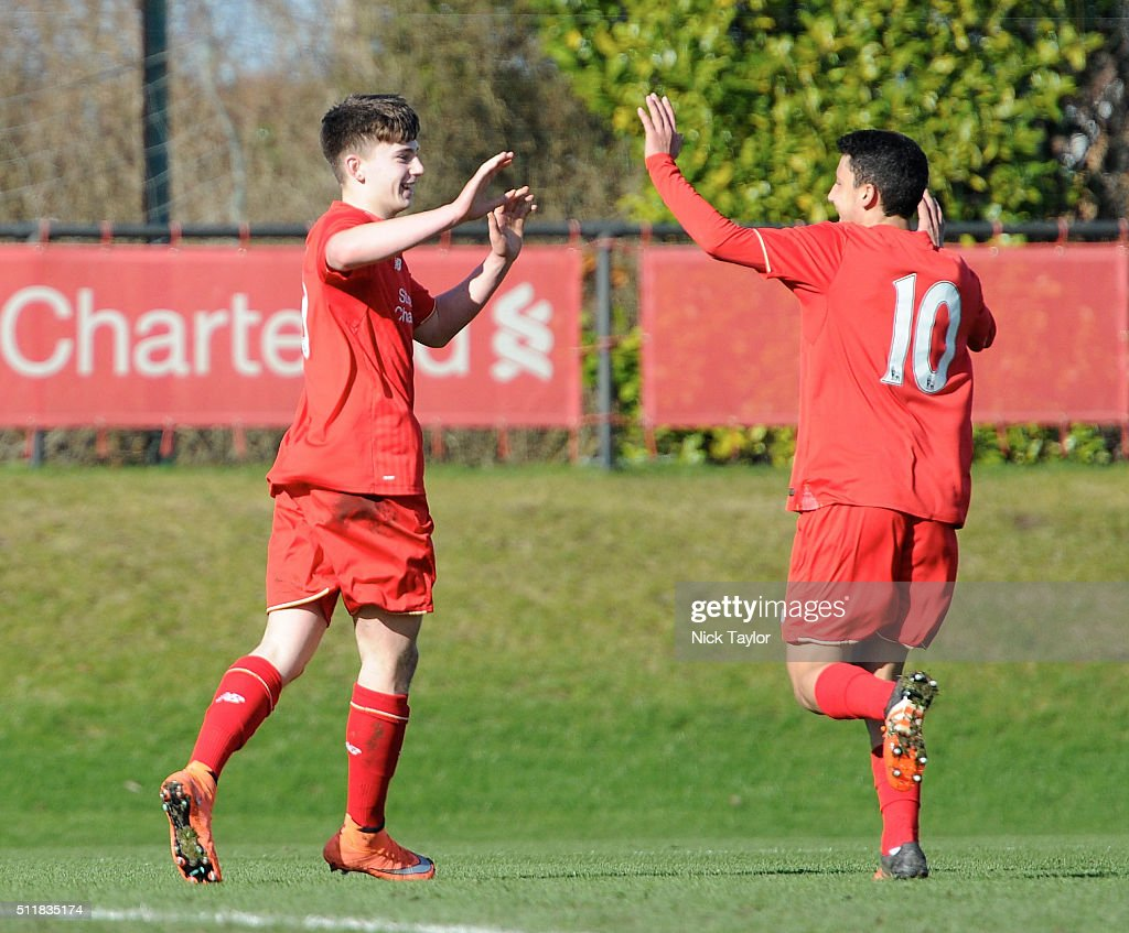 Liverpool v Sunderland: U18 Premier League
