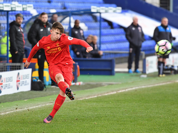 Liverpool v Reading: Premier League 2 : News Photo