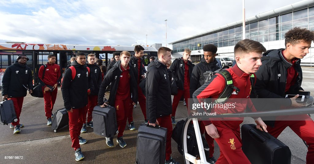 Liverpool FC Head to Seville
