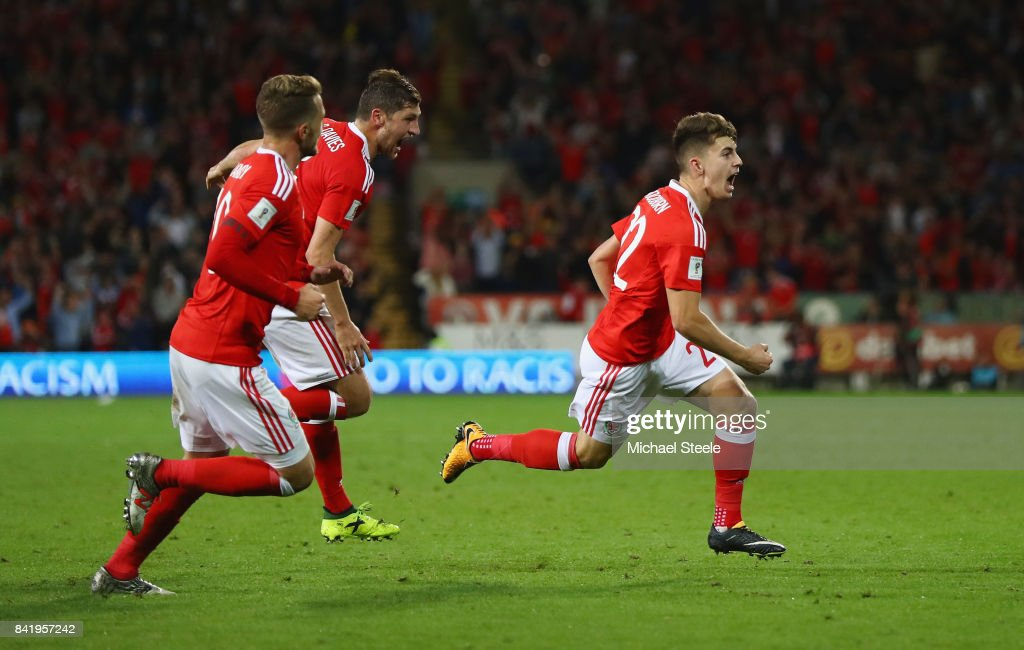 Wales v Austria - FIFA 2018 World Cup Qualifier