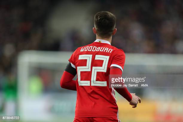 Ben Woodburn of Wales during the International Friendly fixture between France and Wales at Stade de France on November 10 2017 in Paris France