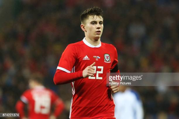 Ben Woodburn of Wales during the International Friendly match between Wales and Panama at The Cardiff City Stadium on November 14 2017 in Cardiff...