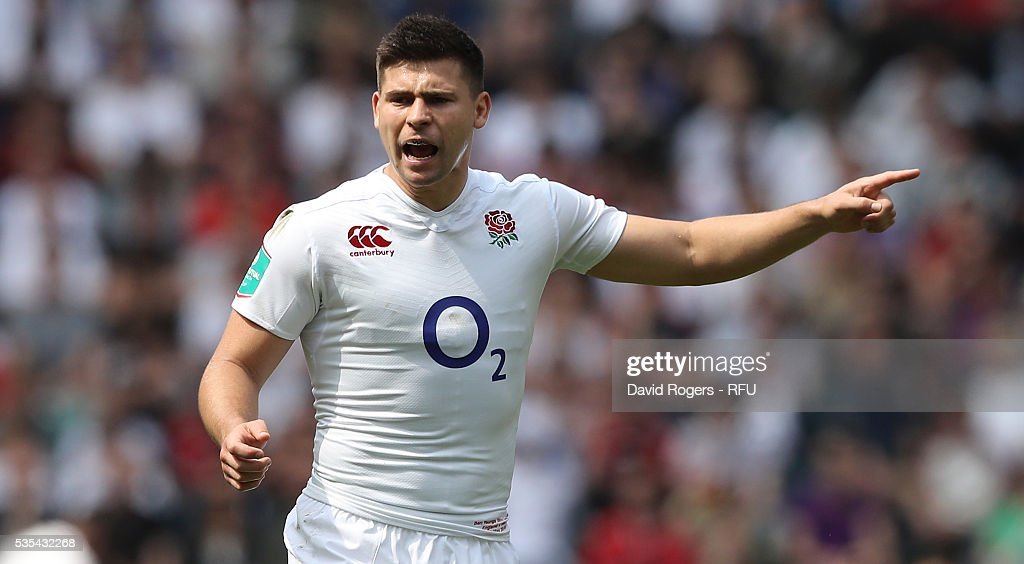 <a gi-track='captionPersonalityLinkClicked' href=/galleries/search?phrase=Ben+Youngs&family=editorial&specificpeople=3970947 ng-click='$event.stopPropagation()'>Ben Youngs</a> of England looks on during the England v Wales International match at Twickenham Stadium on May 29, 2016 in London, England.