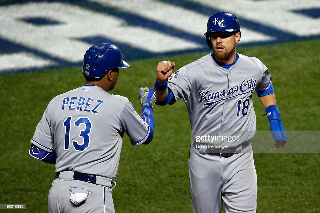 World Series - Kansas City Royals v New York Mets - Game Three