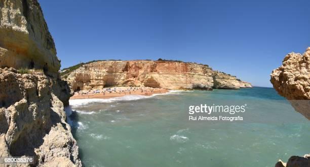 Benagil Beach, Portimão, Algarve