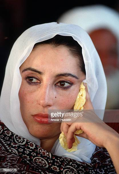 Benazir Bhutto becomes the youngest and first woman Prime Minister of Pakistan in 1988 She is killed in a bomb blast in Rawalpindi on December 27...