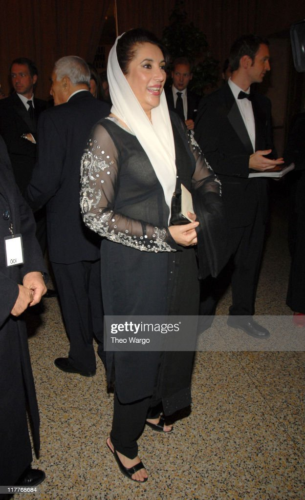 The 2006 Women's World Awards - Inside Arrivals