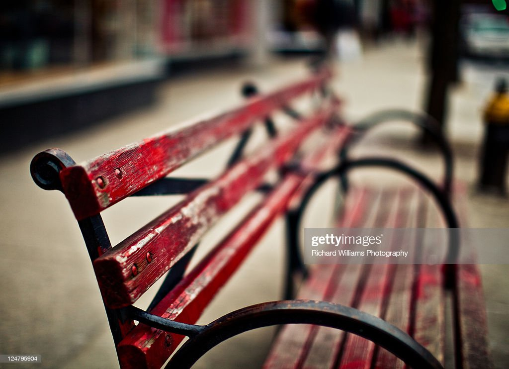 Bench : Stock Photo