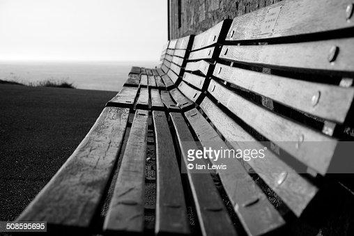 Benches : Foto de stock