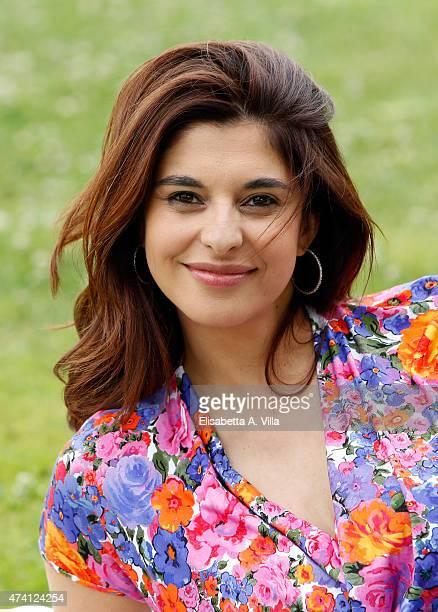 Benedetta Rinaldi attends 'Effetto Estate' Tv Show photocall at RAI on May 20 2015 in Rome Italy