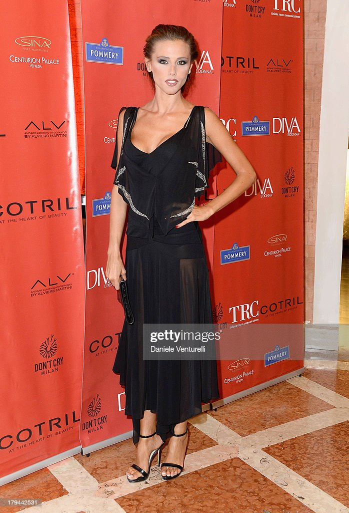 Benedetta Valanzano attends 'Diva e Donna' Party during the 70th Venice International Film Festival at Centurion Palace Hotel on September 3, 2013 in Venice, Italy.