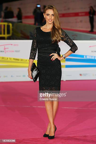 Benedetta Valanzano attends the 'L' Assalto' photocall during the Roma Fiction Fest 2013 on September 30 2013 in Rome Italy