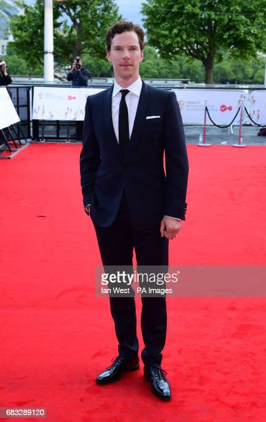 Benedict Cumberbatch arriving at the National Television Awards 2017 held at The O2 Arena London PRESS ASSOCIATION Photo Picture date 25th January...