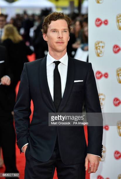 Benedict Cumberbatch arriving for the Virgin TV British Academy Television Awards 2017 held at Festival Hall at Southbank Centre London PRESS...