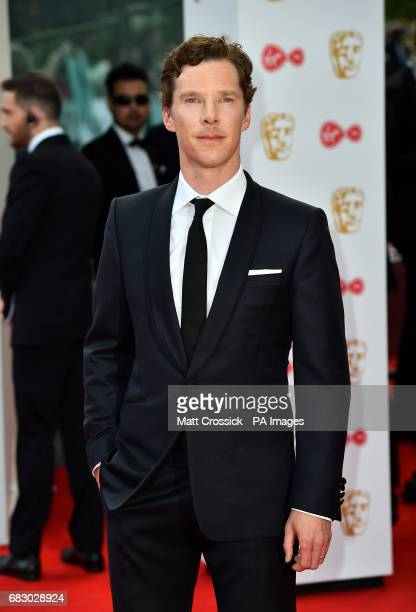 Benedict Cumberbatch arriving for the Virgin TV British Academy Television Awards 2017 held at Festival Hall at Southbank Centre London