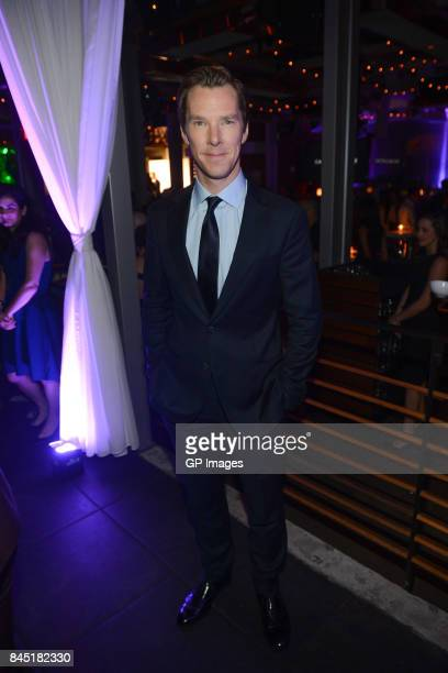 Benedict Cumberbatch attends Alfonso GomezRejon's 'The Current War' TIFF Premiere Party Hosted by Cactus Club Cafe And Johnnie Walker Black Label at...