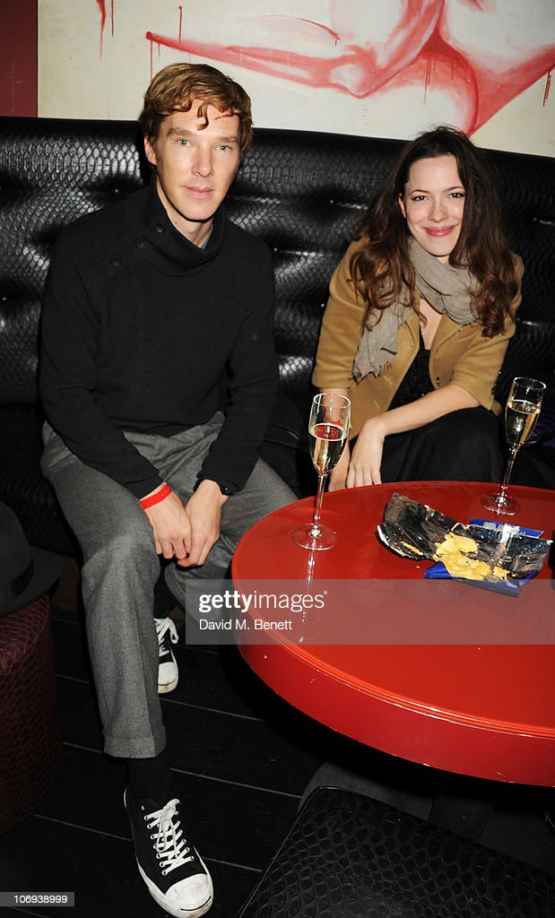 Benedict Cumberbatch attends the afterparty following The Prince's Trust Rock Gala 2010 supported by Novae at The Baglioni Hotel on November 17, 2010 in London, England.