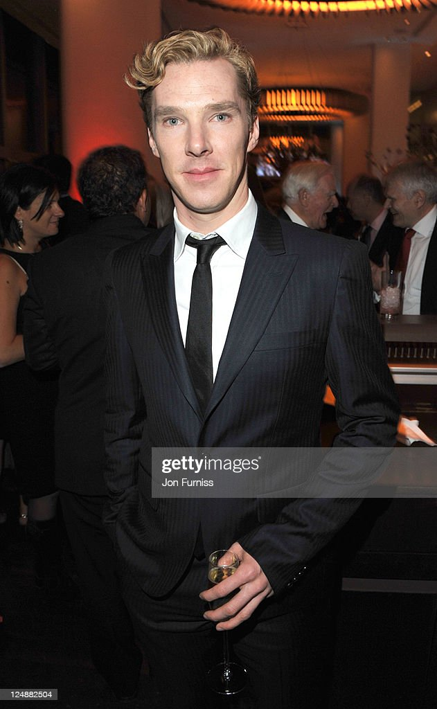 <a gi-track='captionPersonalityLinkClicked' href=/galleries/search?phrase=Benedict+Cumberbatch&family=editorial&specificpeople=2487879 ng-click='$event.stopPropagation()'>Benedict Cumberbatch</a> attends the ' Tinker, Tailor, Soldier, Spy' UK premiere after party on September 13, 2011 in London, England.