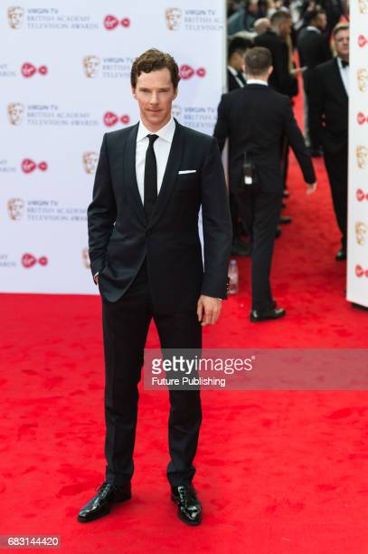 Benedict Cumberbatch attends the Virgin TV British Academy Television Awards ceremony at the Royal Festival Hall on May 14 2017 in London United...