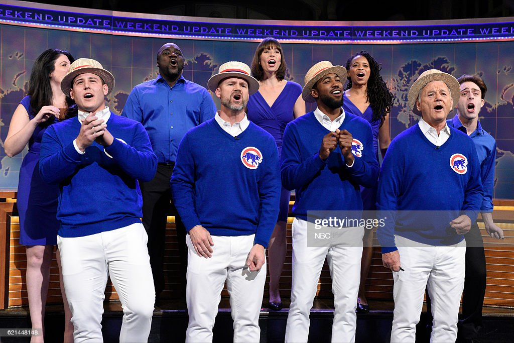 """NBC's """"Saturday Night Live"""" with guests Benedict Cumberbatch, Solange Knowles"""