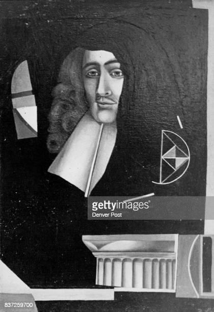 Benedict Spinoza by Richard Lindner ***** exhibit at MayDF through June 22 Credit Denver Post