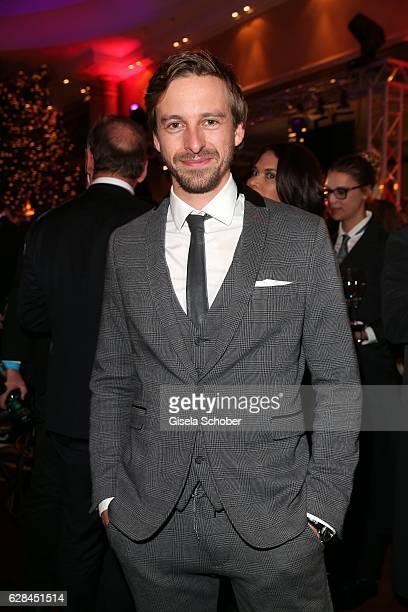Benedikt Blaskovic during the 10th Audi Generation Award 2016 at Hotel Bayerischer Hof on December 7 2016 in Munich Germany