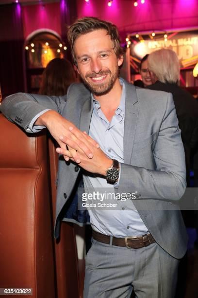 Benedikt Blaskovic during the BUNTE BMW Festival Night 2017 during the 67th Berlinale International Film Festival Berlin at restaurant 'Gendarmerie'...